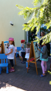 Malujemy Krecika 15