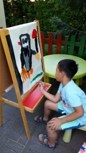 Malujemy Krecika 11