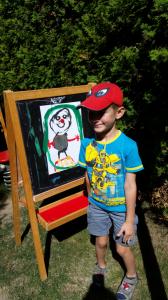Malujemy Krecika 8
