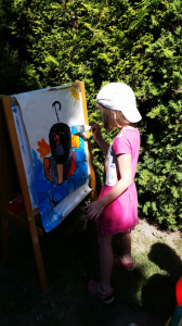 Malujemy Krecika 4